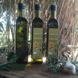 Silver Leaf Organic Herb Olive Oil