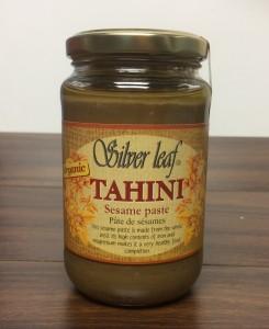 Silver Leaf Tahini